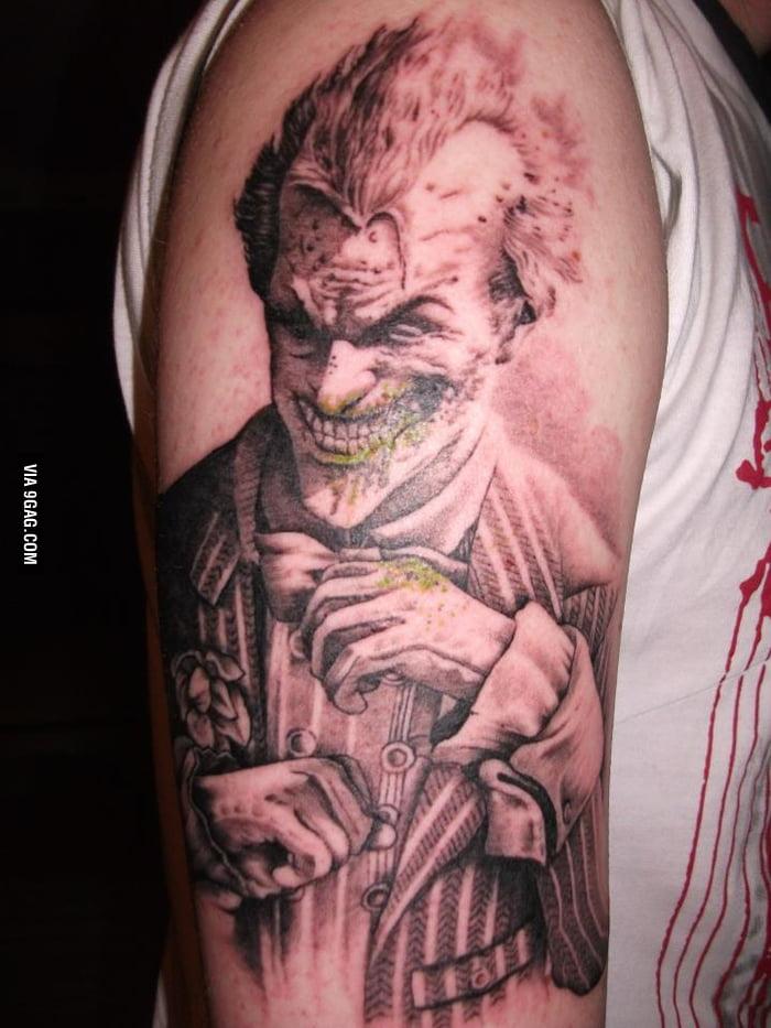 I heard you like The Joker...