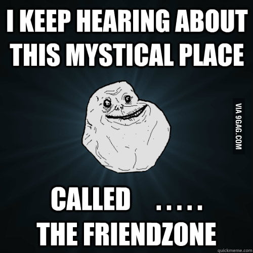 What I think about Friendzone