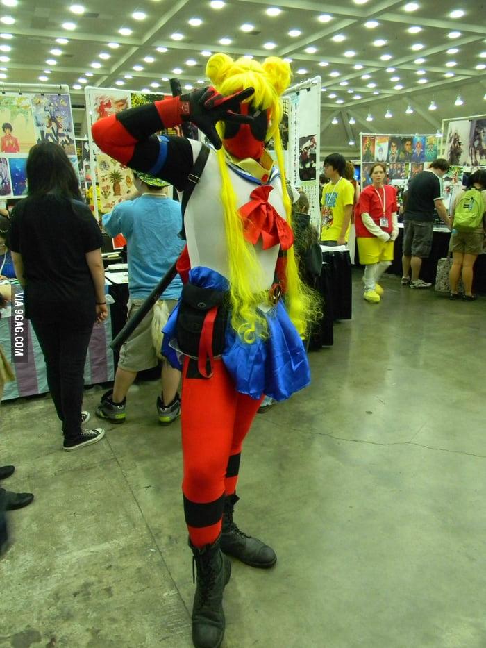 Sailor Deadpool