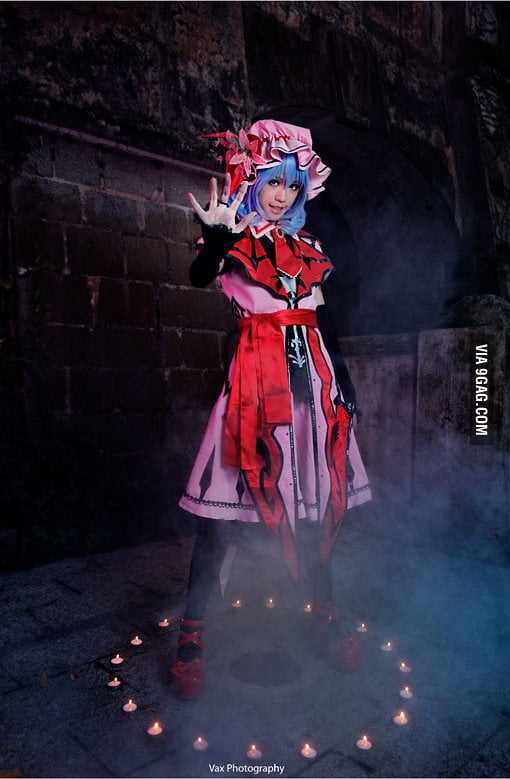 Touhou Project - Remilia Scarlet