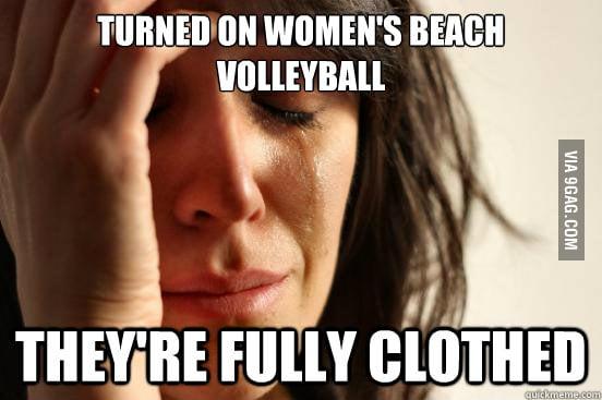 Olympics First World Problem