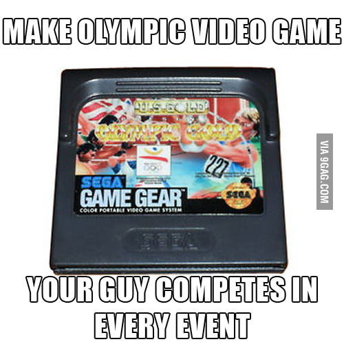 Olympic Video Game Logic