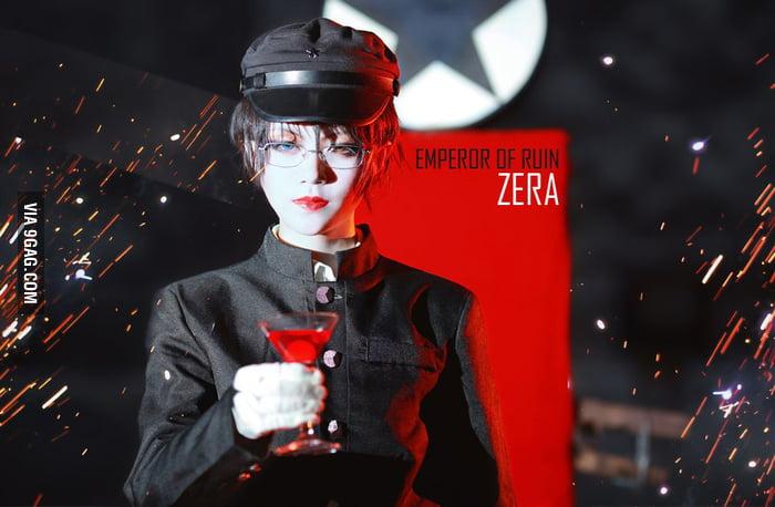 Emperor of Ruin ZERA