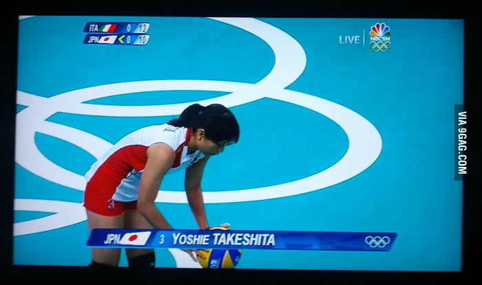 Best Name in the Olympics So Far!