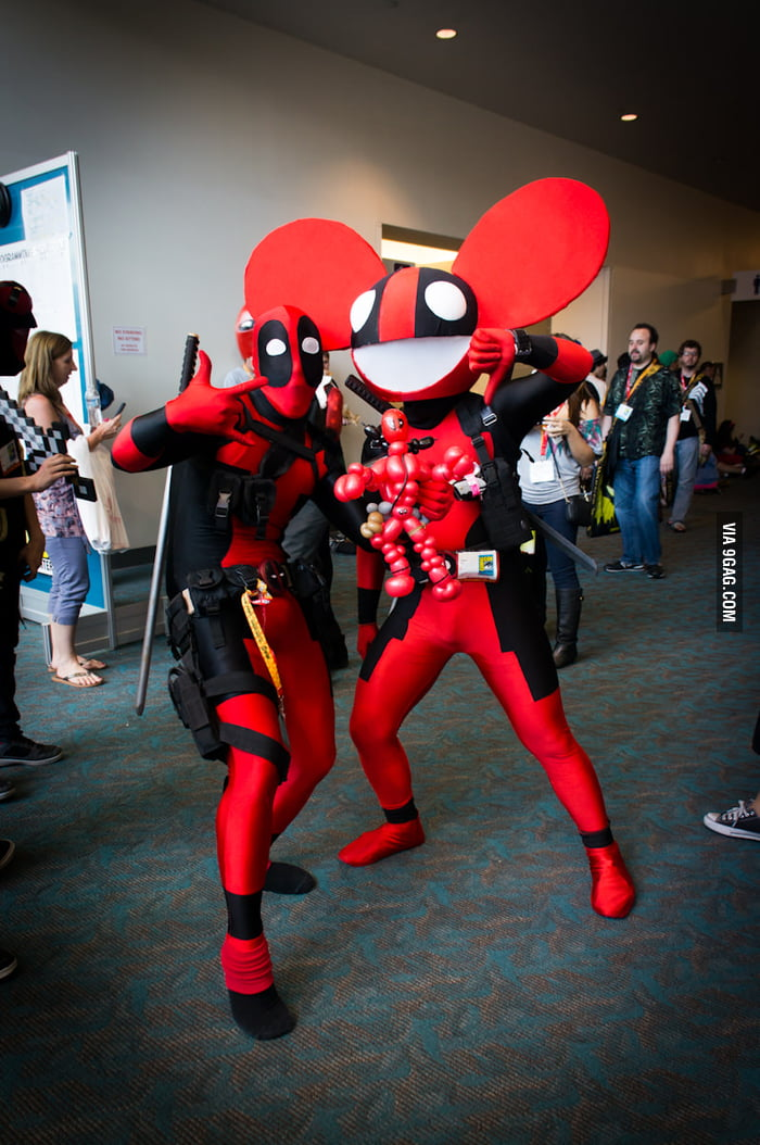 Deadpool & deadmau5