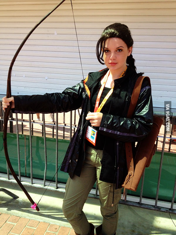 Katniss Everdeen Cosplay