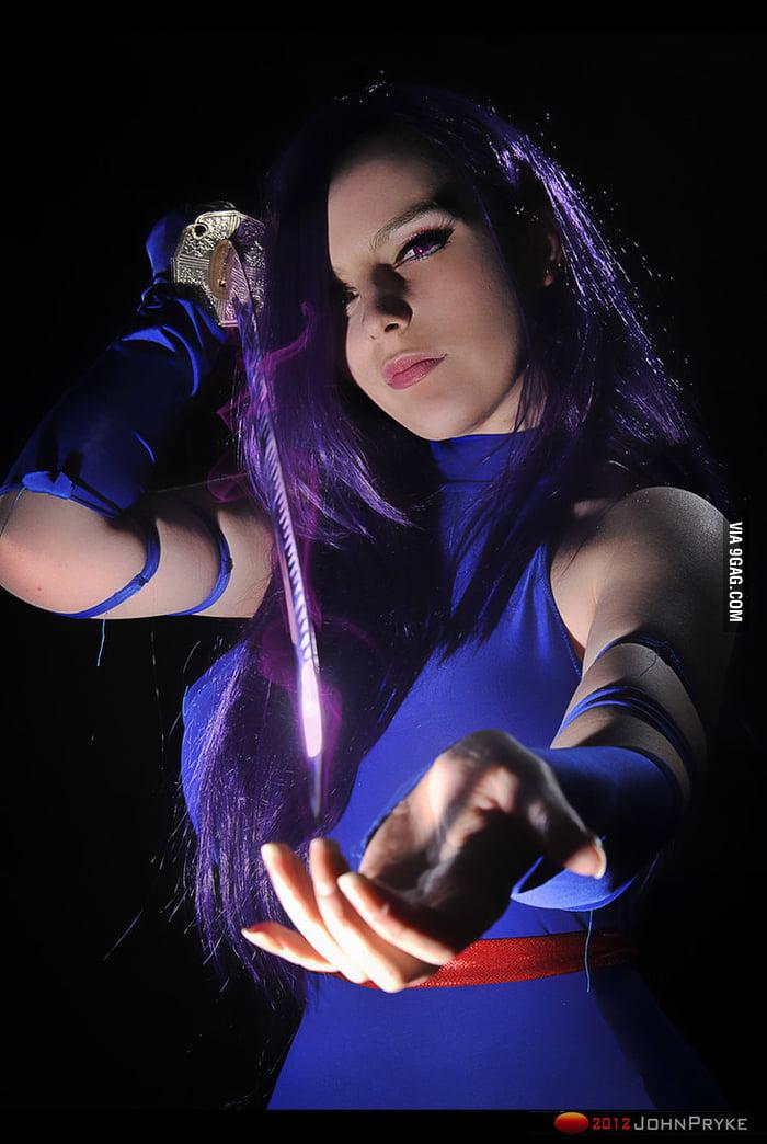 Psylocke: Psychic