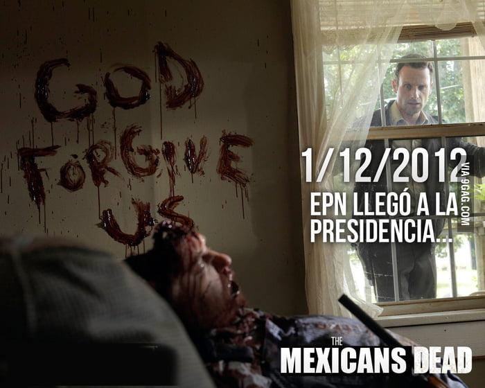 Peña Nieto reaches Presidency in Mexico...