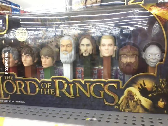 You shall not PEZ