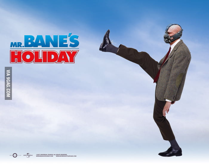 Mr Bane's Holiday