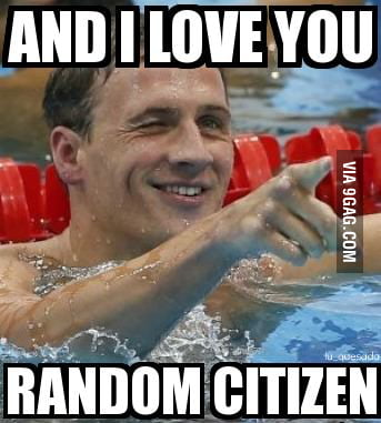 Just Ryan Lochte