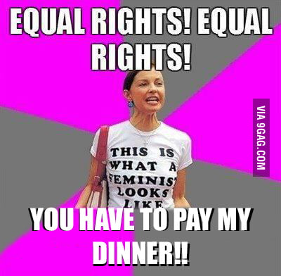 Equal Rights! Equal Rights!