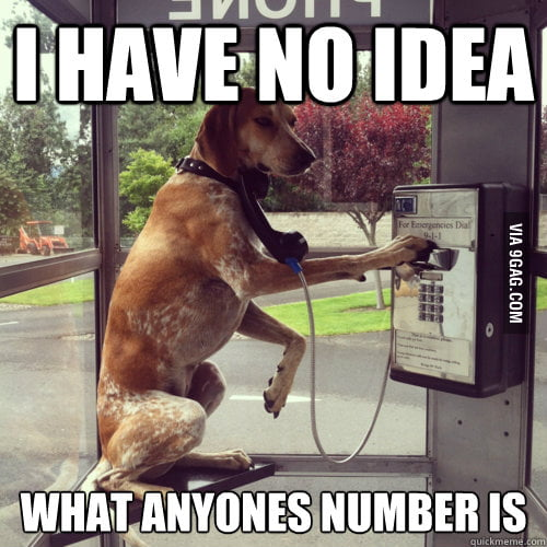 When my battery dies and I need to use a payphone