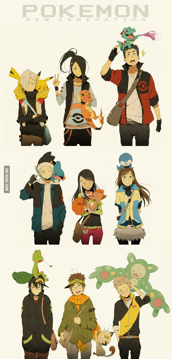 Pokemon, The Next Generation