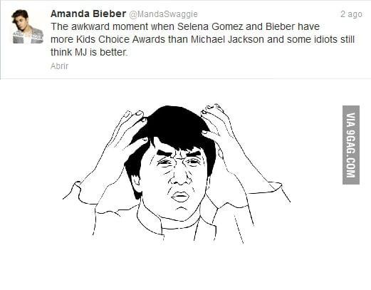 Amanda Bieber's Logic...