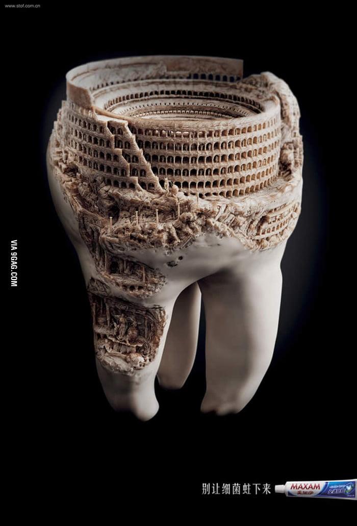 A Roman Cavity