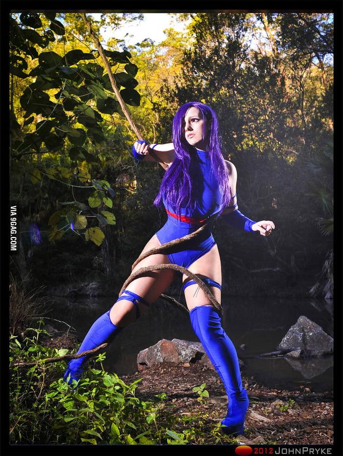 Psylocke: Bound