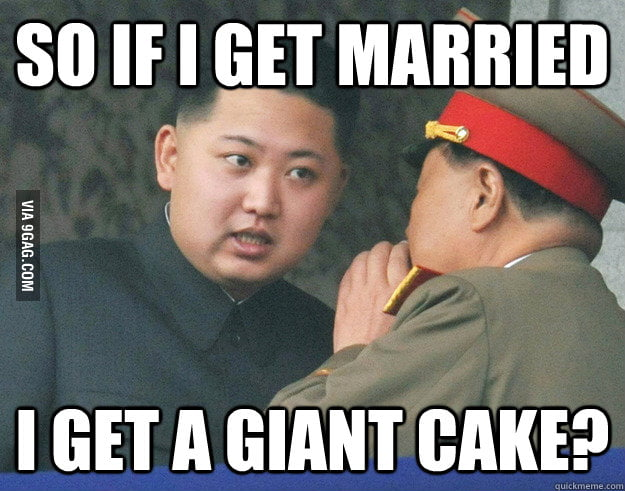 The real reason Kim Jong-Un got married