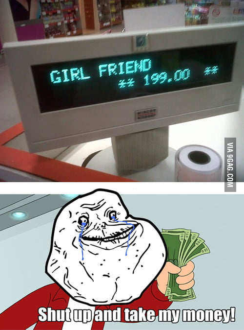 Girl friend..
