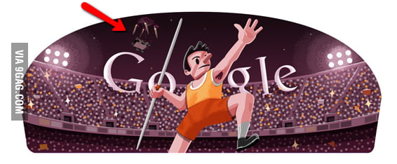 Bet you didn't catch this on today's Google doodle...
