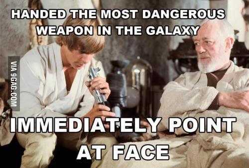 Very smart, Luke you are.