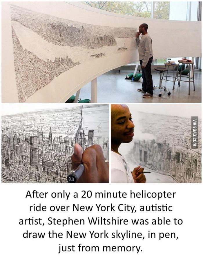 Just Amazing & Inspiring