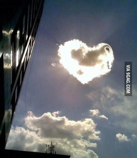 Cloud Heart