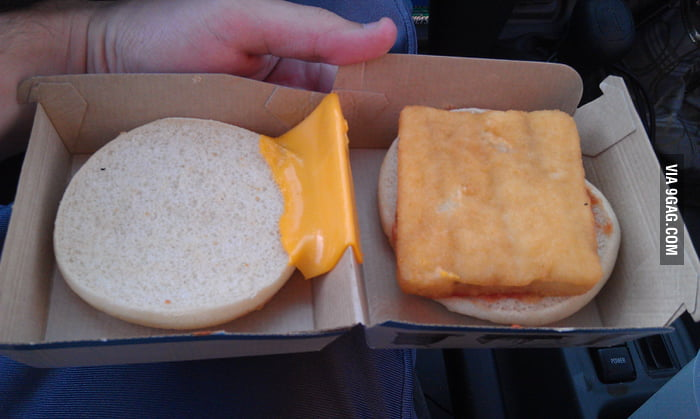 Hey, McDonald's, I think you missed..