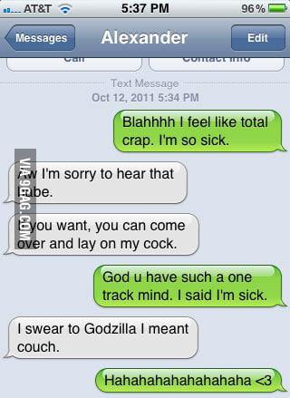 I swear to Godzilla
