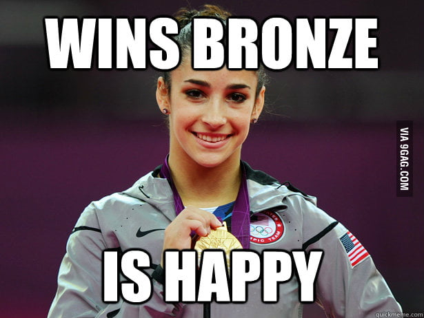 Amiable Aly Raisman