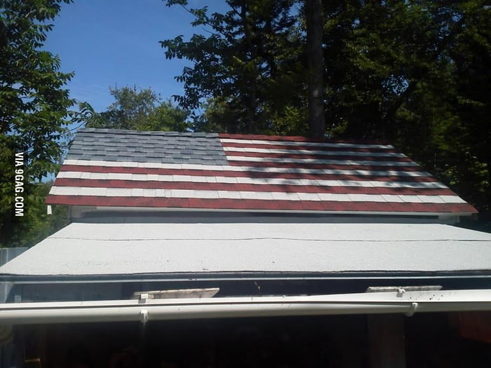My uncle asked my brother to re-roof the shed