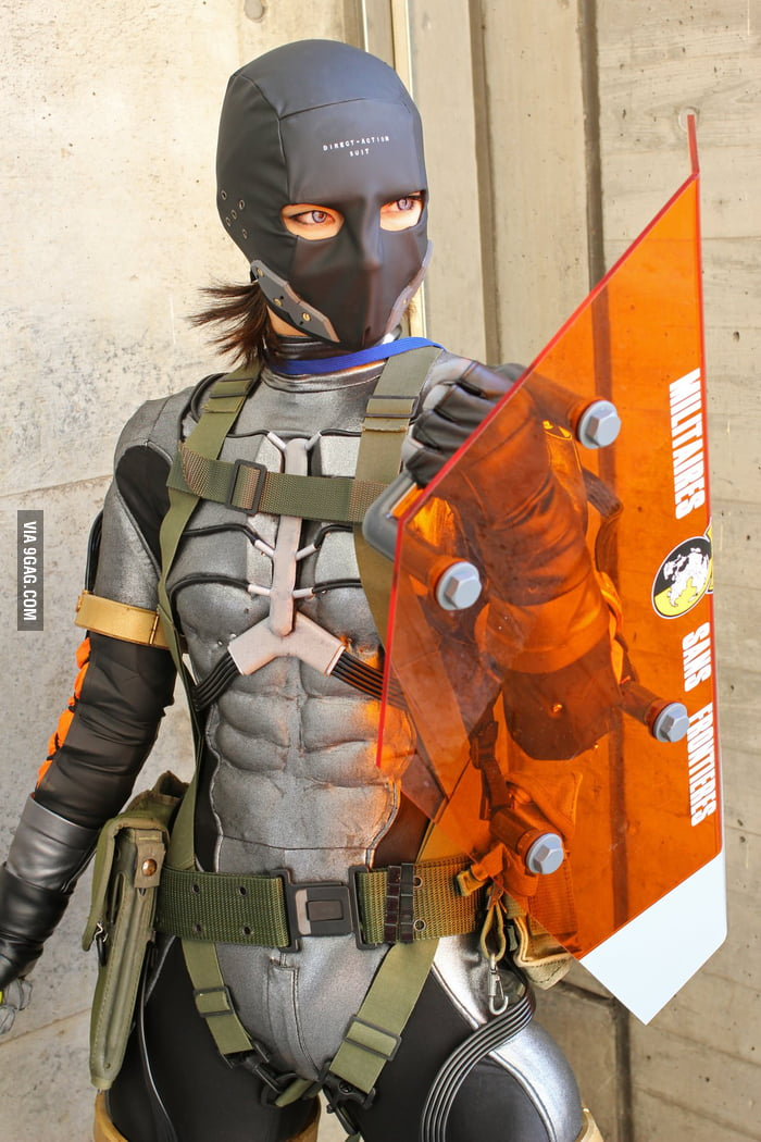Metal Gear cosplay