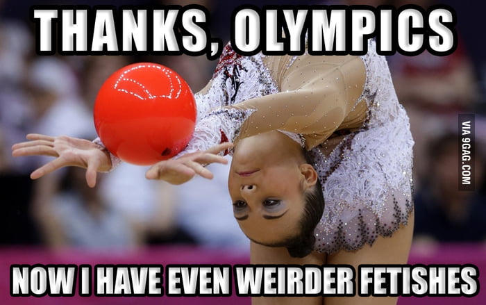 The Olympics are enabling...