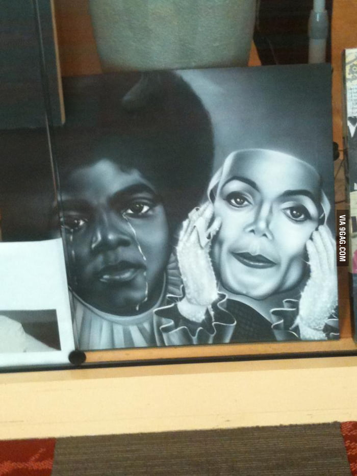 Artwork about Michael Jackson