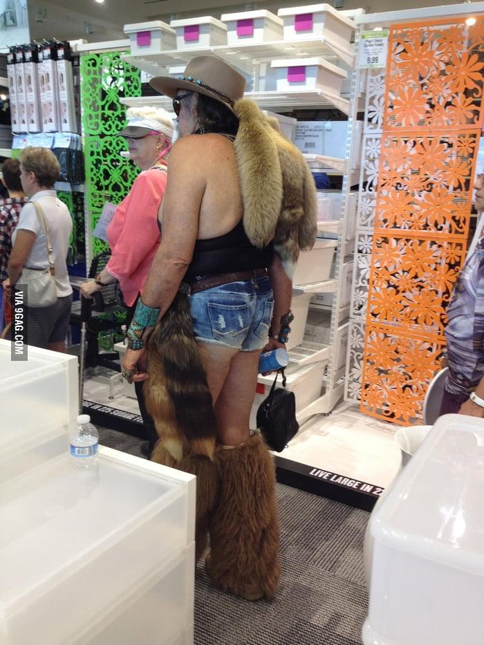 Fur Man