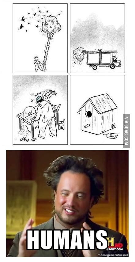 Human logic