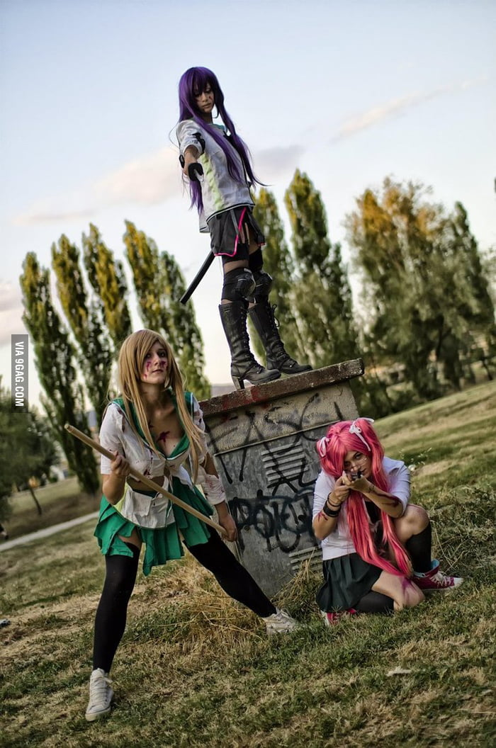 Zombie Killers- Highschool of the DEAD