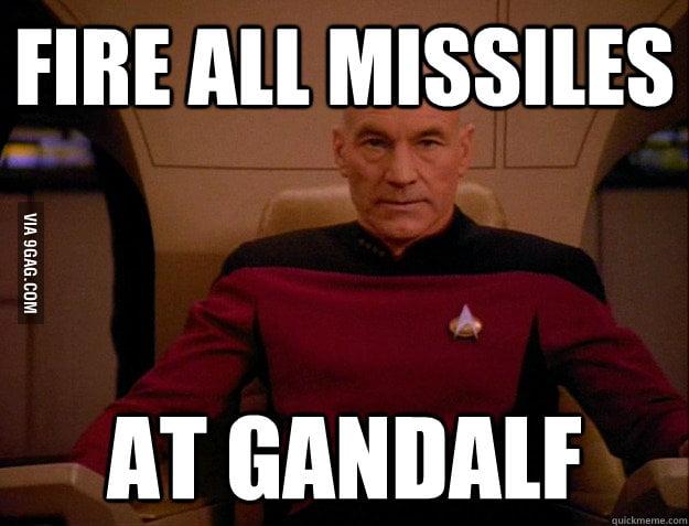 Picard's Retaliation