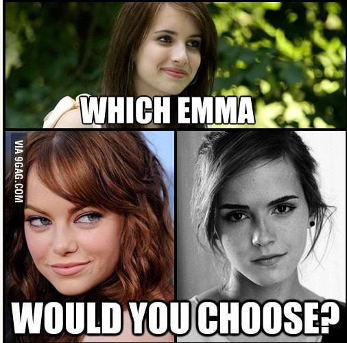 Three Emmas