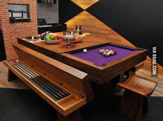 A table like this would be awesome