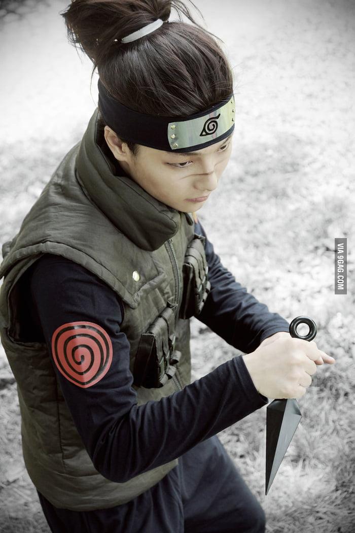 Iruka - Naruto