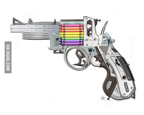 The Creative Gun