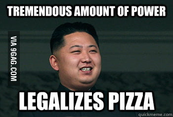 Things are looking up for North Korea