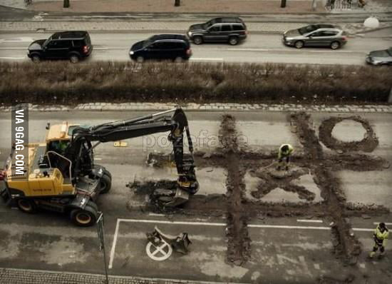 Meanwhile in romania. Hard TIC TAC TOE