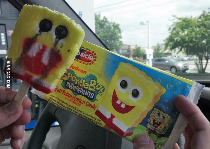 Sad SpongeBob is Sad