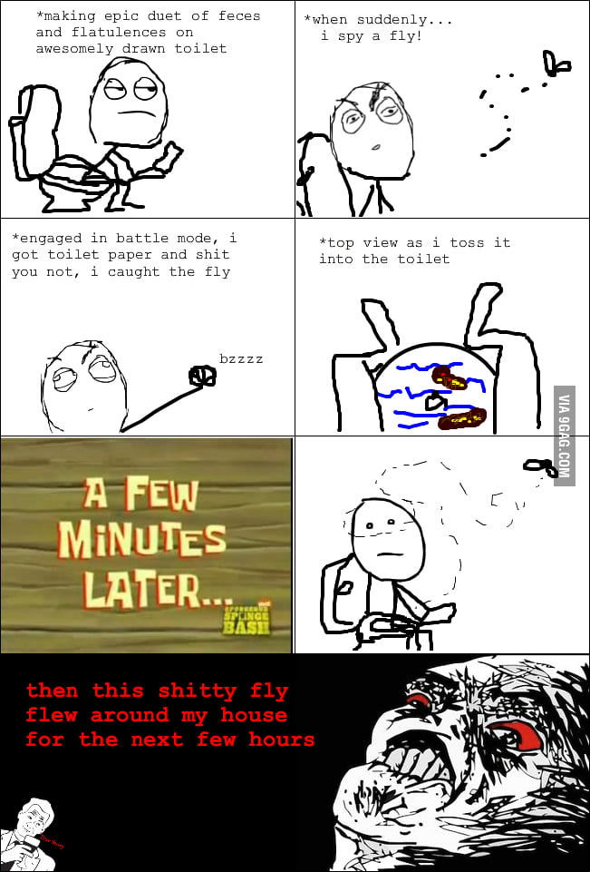 Flying Sh*t Rage