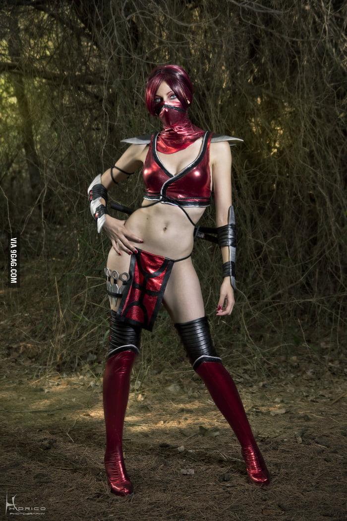 Skarlet - Mortal Kombat 9