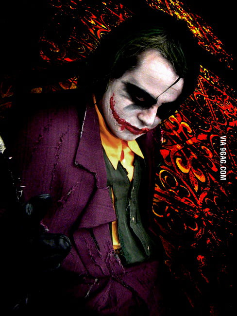 The Joker: Let It Burn