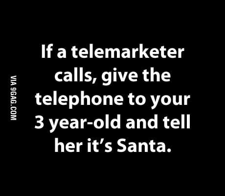 This is Santa !