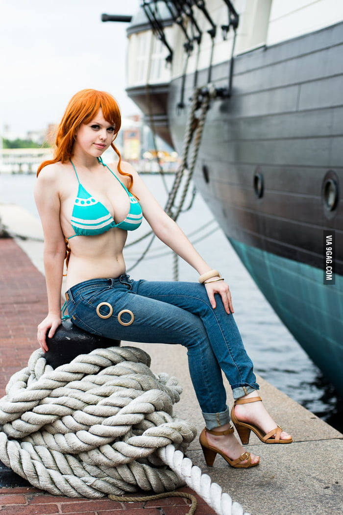 Nami - Off To The New World!